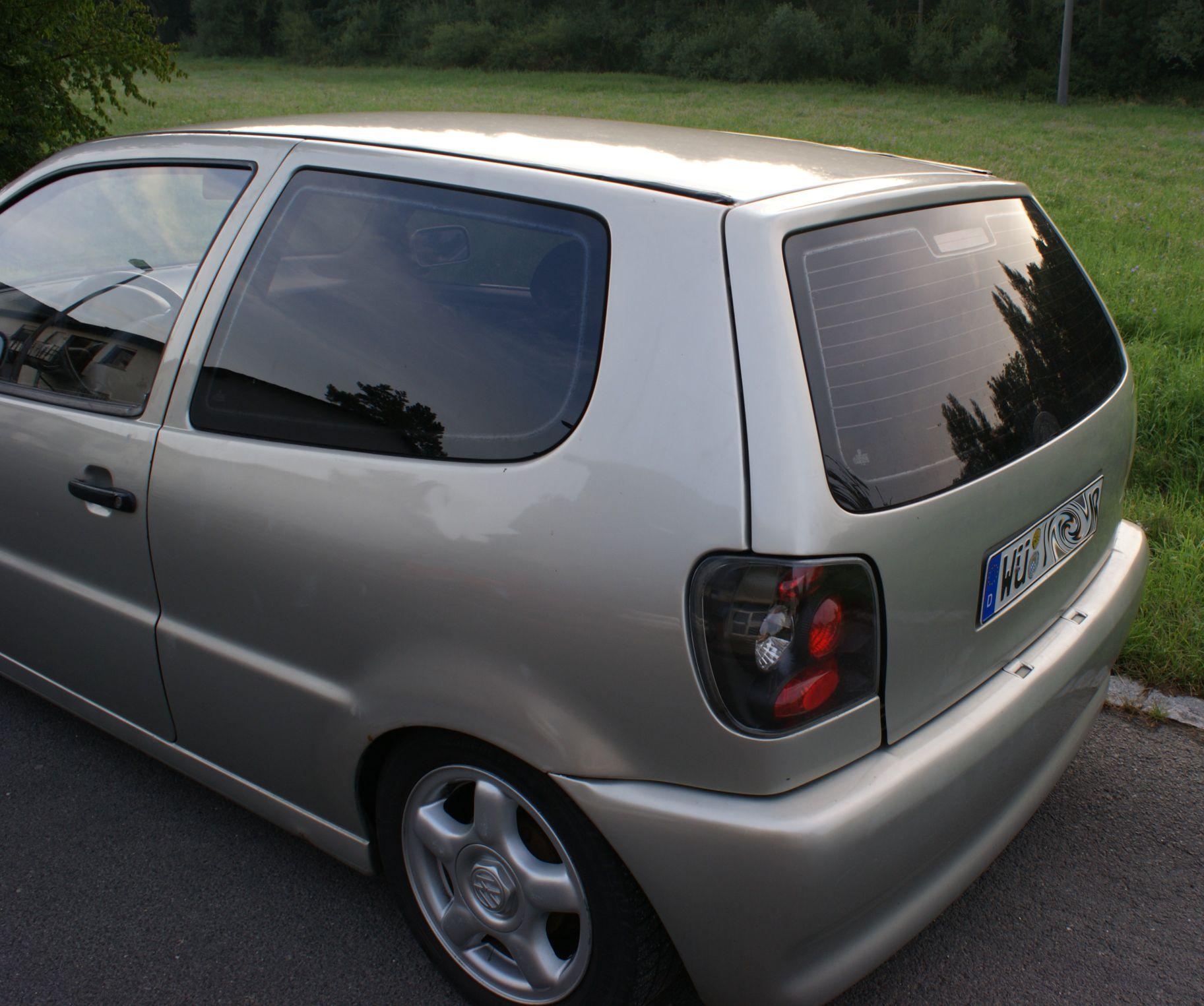 VW Polo Tönung
